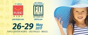 Fit 0/16 und Pueri Expo im Mai 2017