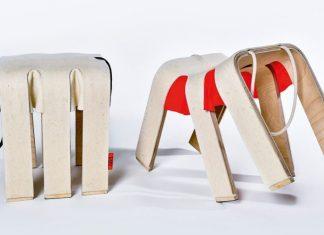 Pet: ein Stuhl, der Gehen kann