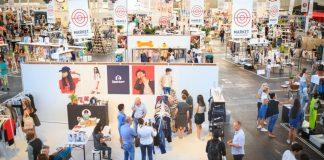 Überblick über das neue Messe-Layout von Market by Kleine Fabriek