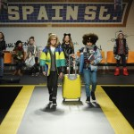 "Boboli auf der Fashion-Show ""Fashion from Spain"" auf der Pitti Bimbo im Januar 2017"