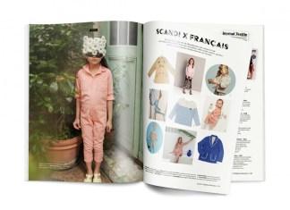 Scandi x français mit einem Mix an französischen Marken