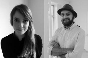 Die Melula-Gründer Louise Møllermark und Søren Hougesen