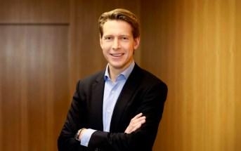 Clemens Maier, Vorstandsvorsitzender der Ravensburger AG ab April 2017