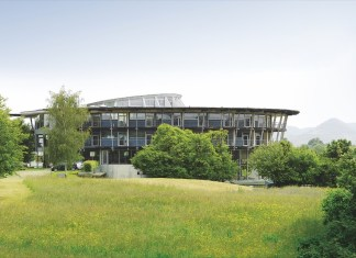 Zentrale der Kanz Financial Group in Pliezhausen