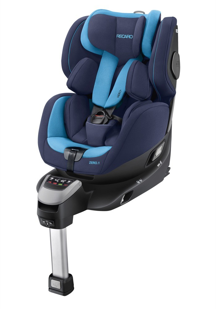 Austauschaktion: Recaro meldet Qualitätsmängel beim Autositz Zero.1