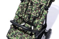 Air Buggy BAPE ABC Camouflage Buggy Close Up