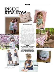"Mit der Sektion ""Inside Kids Now"" hat die Kids Now im Sommer 2017 erstmals internationale Newcomer eingeladen."
