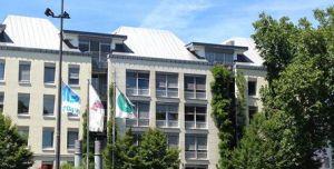 Sitz des BTE in Deutschland