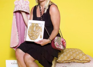 Cecilie Jacobsen von Homeyness - powered by Childhood Business im Sommer 2017