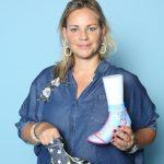 Carlin van Hemert von Brightmum. Im Web unter: www.brightmum.com – auf der Kind + Jugend 2017 beim Childhood-Business-Shooting 'My Favourite Item'