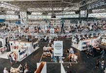 Market by Kleine Fabriek - zuletzt im Sommer 2017 - vor der Einstellung der Messe