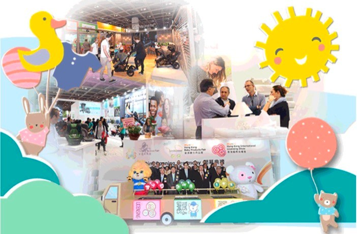 HKTDC Baby Products Fair im Januar 2019