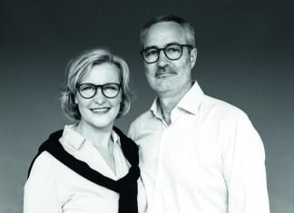 Bettina und Thomas Breuker von der BB-Fashion Agency aus Düsseldorf