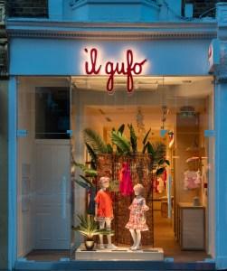 Il Gufo eröffnet im Juni 2018 ersten Store in London .
