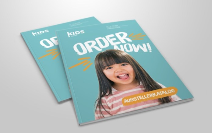 Katalog der Kids Now im Sommer 2018