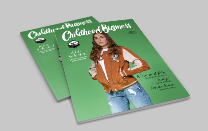 Cover der Sonder-Ausgabe Kids Selected 03 2017