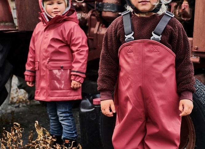 Die neue Didrikson AW19-Kollektion - Original Kids