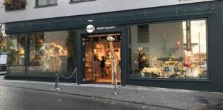 Das neue Outlet in Metzingen feierte am 3. Dezember 2018 Premiere.