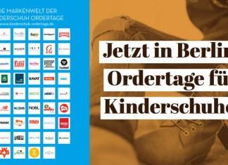 Zu Gast in Berlin: Die Kinderschuhordertage