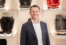 Britax Römer mit neuem CEO - Erwin Wieffering folgt auf Rainer Stäbler.