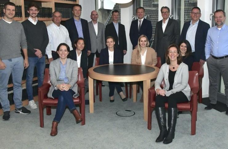 BDKH-Mitglieder beim Workshop am 19. November 2019 in Köln