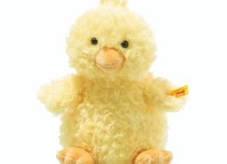 """Pipsy das Küken von den """"Soft Cuddly Friends"""", Größe: 14 / 22 cm, UVP: 19,90 / 29,90 €"""
