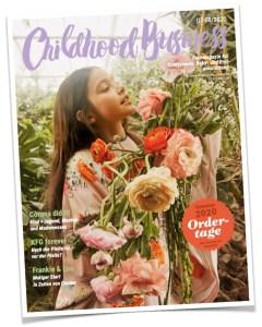 Cover der Ausgabe 07-08/2020 von Childhood Business