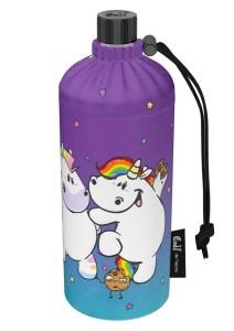 Emil die Flasch gibt es ab November 2020 im Pummeleinhorn-Design
