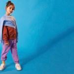 Arket Kids läst in den Frühling 2021 ein und setzt auf fröhliche Farben