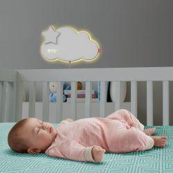 """Das Schlaflicht """"Lumalu"""" hilft bereits Babys beim Einschlummern."""