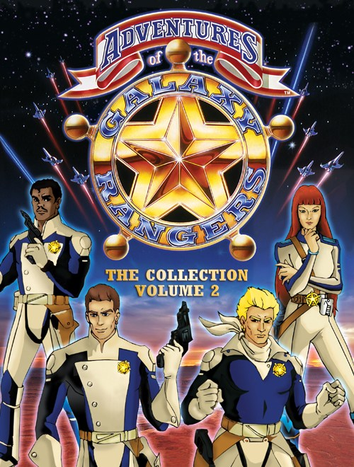 The Adventures of the Galaxy Rangers!