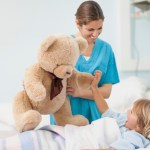 RESEARCH: PARENTAL ANXIETY AND CHILDREN'S RESPONSES TO HOSPITALIZATION