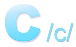 Letter C, /c/