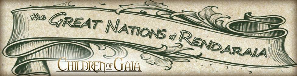 COG - Children of Gaia - Great Nations of Rendaraia