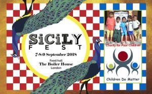 SicilyFEST 2018 Children Do Matter