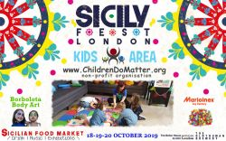 sicilyfest 2019-2 children do matter