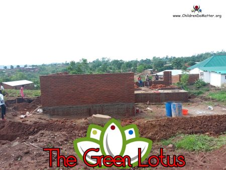 the making of the green lotus orphanage in blantyre malawi - children do matter - 10