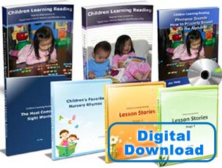 child learning to read on babymilestones.info