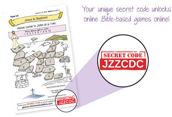 Bible Code Online