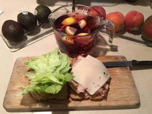 Back to School. Lunch.sandwich.fruit.JPG
