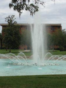 UCF Fountain Photo: LSG