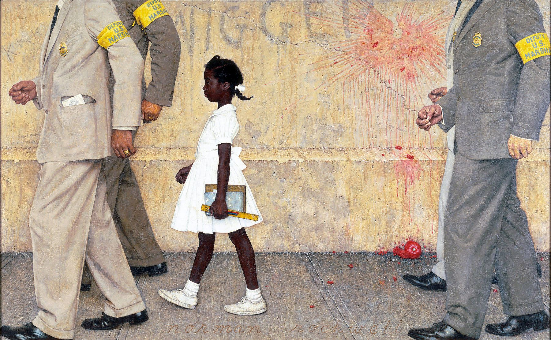 Lessons From Ruby Bridges