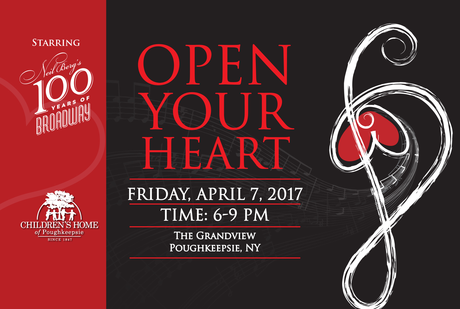 Children's Home to Host 5th annual Open Your Heart ...
