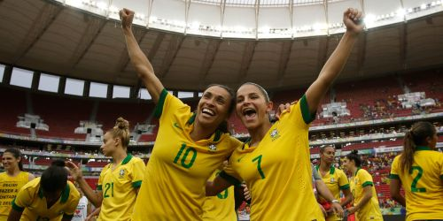 Football in Brazil: It's Different for Girls | Beth McLoughlin