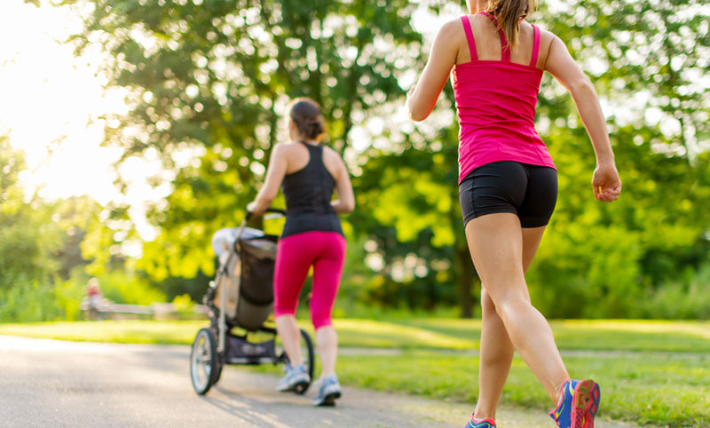 Jogger Strollers