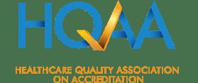Healthcare Quality Association on Accreditation Logo