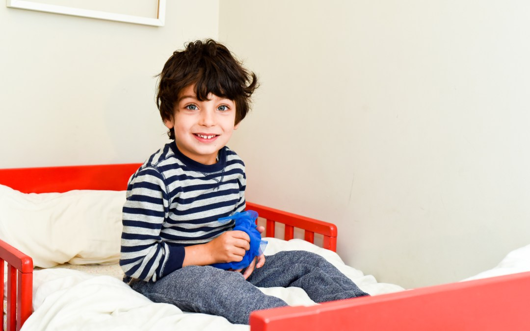 Kids Can't Sleep? Try This Mindful Bedtime Sensory Exercise