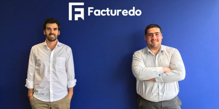 Facturedo Peru Alvaro Echeverria CEO Joel Villanueva Country Manager - Facturedo comienza su expansión regional con la apertura de operaciones en Perú y México