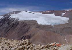 Glaciares Rocosos