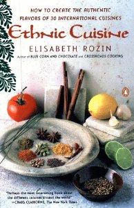 Elisabeth Rozin, Ethnic Cuisine